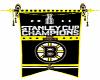 Bruin Stanley Cup Banner