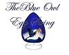 The Blue Owl Egg Swing