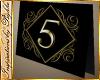 I~Table 5 Card