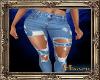 PHV Blue Jeans Ripped RL