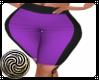 Gym Shorts Purple V2