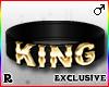 ☢! King Collar Gold