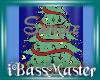 !BM!Christmas Tree Nails