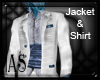 [AS] Dead Groom Jacket