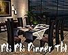 [M] Phi Phi Dinner Table