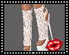 White Stiletto Boots