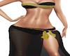 !MD black gold bikini