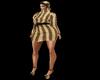 """Versace""""GoldenEgo"""" Dress"""