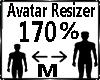 Avatar Scaler 170%