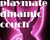 playmate dinamic cocuh