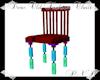 Derv. Old Fashion Chair