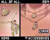 |< Liana! Necklaces!
