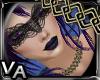 VA Gold & Black Choker 2
