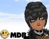 ~MDB~ BLACK NEKO HAIR