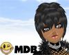~MDB~ BLACK NEKO HAIR