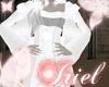 ~ Iriel White Kimono ~