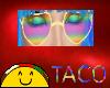 Mey Rainbow Glasses