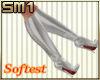 SM1 Santeeze Boots White