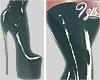 I│Plastic Green Heels