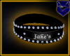 !!Collar F Jake's