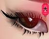 e liner + lashes