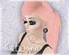 rain hair | pastel