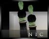 [Nic]CIF Jade Earrings