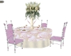 Pink Wedding Table