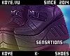 |< Sensations! Boots!