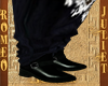 (R&J) Black Dress Boots