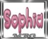 {RG} Sophia's Name Sign