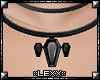 [xx]DRVB Coffin Necklace