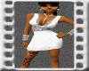 `Blanche Linen Dress