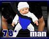 Blue Pack-Blue Baby Eyes