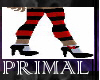 Primal Red Mary Janes