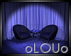 .L. Chat Room Blue