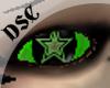 <DSC> Toxic Green Eyes M