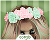 C. Earthly Flower Crown