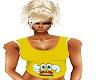 spongebob yellow shirt