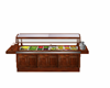 Animated Salad Bar