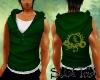 )S( Green Hoody Dragon