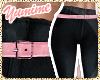 [Y] Sweet Pink Belt