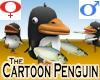 Cartoon Penguin -v1