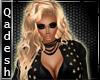 !Q! Beyonce Wild Blond