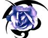 Tribal Violet Rose