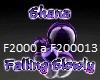 shana- falling slowlly