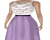 Lilac Hearts 4U Gown