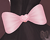 REMY Pink Butt Bow