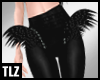 [TLZ]Feathered Glam Pant