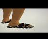 K. LV Slippers